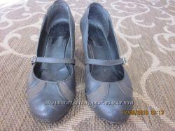Туфли 37, 5-38 р-р кожа