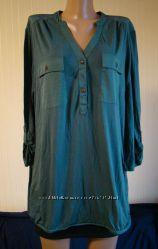 Блузка женская трикотажная F&F размер 58 XXXL
