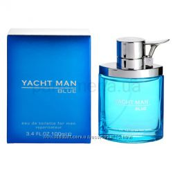 продам Мужская парфюмерия Yacht Man Blue by Myrurgia Eau De Toilette Spray