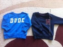 Модные фирменные  вещи на мальчика 1. 5-2. 5 года