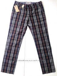 Мужские брендовые брюки Alberto размер W34L34