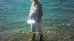 костюм туника и бриджи для будущих мам