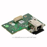 Плата Dell iDRAC6 Enterprise удаленного управления для серверов DELL