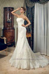 Кружевное платье от Анны Бахар
