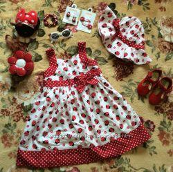 Куплю вещи Gymboree из коллекции Polka Dot Ladybug божьи коровки