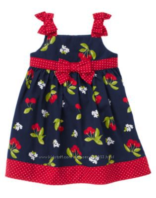 Куплю вещи Gymboree из коллекции Cherry Cute Милая вишня