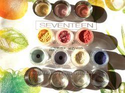 Seventeen - Косметика Рассыпчатые тени для век