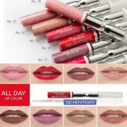 Seventeen Cтойкая помада-блеск  All Day Lip Color