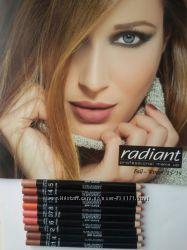 Акция RADIANT Водостойкий карандаш для губ