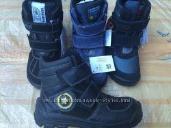 Демисезонные ботинки Minimen для мальчишек 30-38. Про-ва Турция. Оригинал.