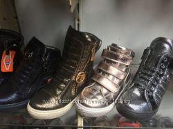 Стильные, модные деми ботиночки, кеды для девочек