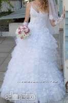 Свадебное платье Состояние идеальное