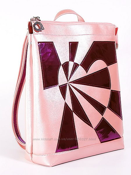 #3: розовый-перламутр