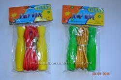 Скакалка нейлоновая на подшипниках- Jump Rope от TILLY