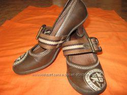 Крутые туфли в очень хорошем состоянии