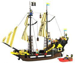 Пиратские конструкторы BRICK. пираты, корабли. Большой выбор.