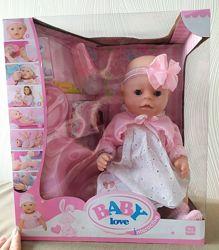 Кукла Baby Born c аксессуарами. Ассортимент. Наличие.