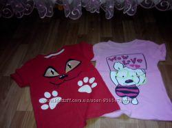 футболки на 6-8 лет Глория Джинс