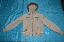 Куртка Vintage 915 Original, с капюшоном