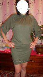 плаття з четвертним рукавом