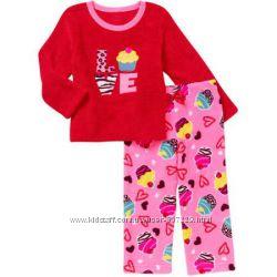 Флисовые  пижамы на 18м- 2-3-4-5-6-7-8-9 лет - 10 расцветок