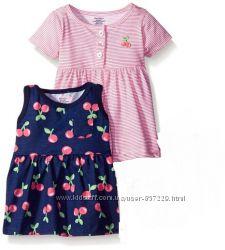 Сарафаны и платья американских брендов на 18м, 2, 3, 4 года - 10 расцветок