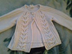 Гарнесенький светрик для дівчинки H&M і  чудові шортики за 15 гр. на весну