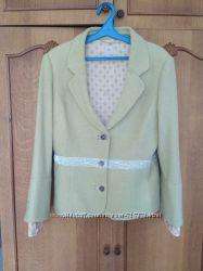 Новый фирменный пиджак Noa Noa размер L.