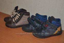 Детская обувь, ботиночки весна  осень