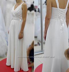 Продам свадебное платье с болеро