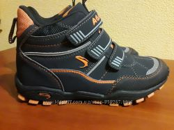 Демисезонные ботинки, 34-й размер