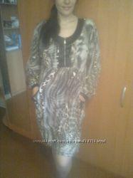 Платье туника для беременной