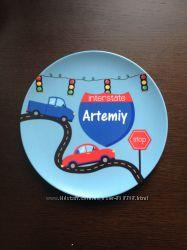 Именная тарелка для Артема-супер подарок
