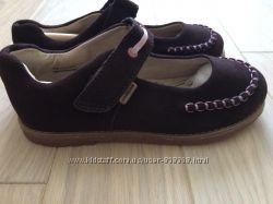 Кожаные туфли pediped 31р