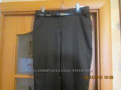 Стильные брюки с пояском-ремнем от Mango