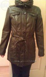 Продается кожаная куртка. Куплена в USA