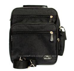 Мужская вместительная сумка через плече W-2665