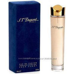 Парфюмерная вода Dupont Pour Femme  100 мл