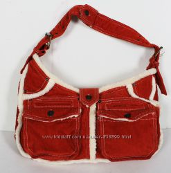 Оригинальная стильная текстильная сумка OASIS