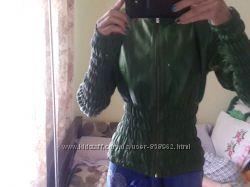 Кожаная куртка Roberto Cavalli оригинал