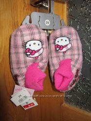 Кімнатні тапочки Hello Kitty 29р 18см