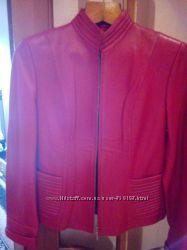 Кожаная куртка ELAINE