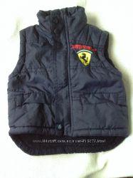 Жилетка Ferrari  от 9-18 мес.