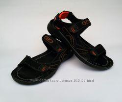 Сандалии  мужские кожаные ACG.