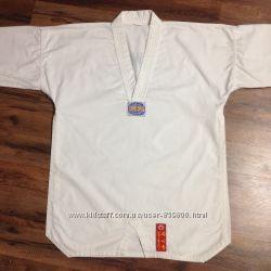 Кимоно кофта р. 160, сост отличн. 027