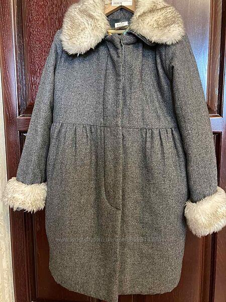 Шикарное пальто WOJCIK