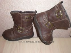 Сапоги, ботинки Mothercare р. 21-22