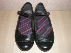 Туфли Clarks р. 37 Кожа