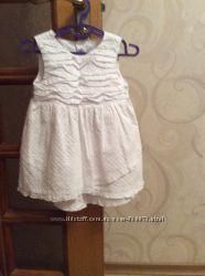 Нежное , нарядное платье Mayoral