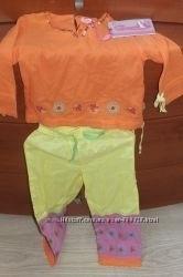 симпатичный летний костюмчик для девочки